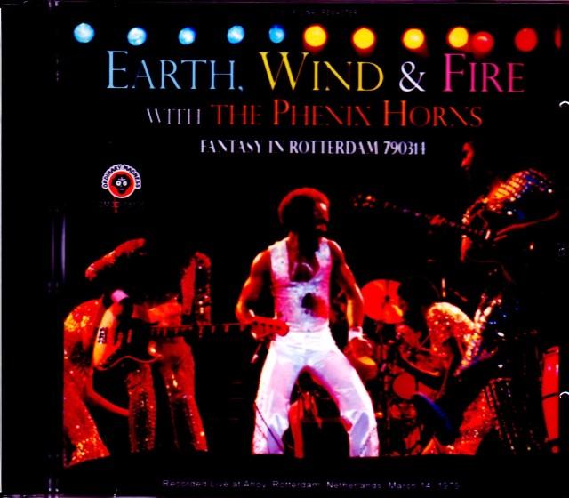 Earth,Wind & Fire アース・ウィンド・アンド・ファイア/Netherlands 1979