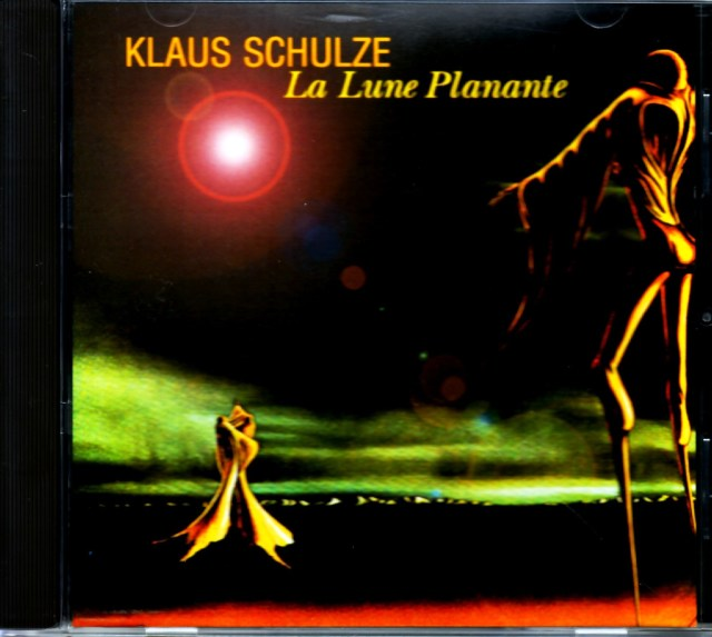 Klaus Schulze クラウス・シュルツ/France 1976 monotone-extra ...
