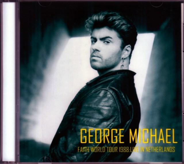 George Michael ジョージ・マイケル/Netherlands 1987 & more monotone ...